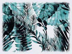 Fractal Art, Fractals, Unique Home Accessories, Watercolor, Art Photography, Deck, Paper Crafts, Walls, Paintings