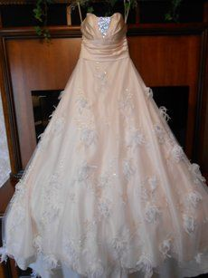 Coco Anais By St Pucchi Wedding Dress