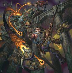 Last Legion of Battle by Chris Seaman