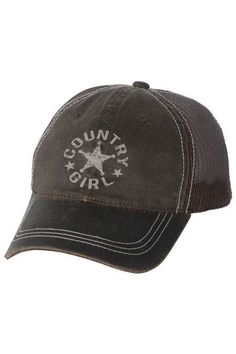 Women's Country Girl® Vintage Star Hat