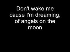 Thriving Ivory-Angels On The Moon~With Lyrics - YouTube