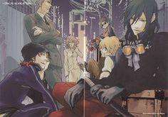 black blood brothers anime