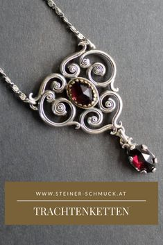Schmuck Online Shop, Washer Necklace, Pendant Necklace, Shopping, Jewelry, Necklaces, Brooches, Neck Chain, Gemstones