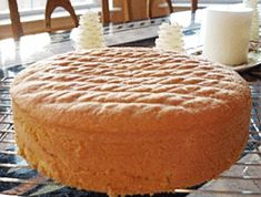 Basic Genoise Cake Tutorial | baking911.com
