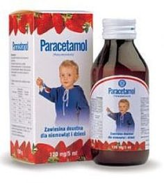 PARACETAMOL suspension 150ml, paracetamol syrup, baby fever, fever temperature
