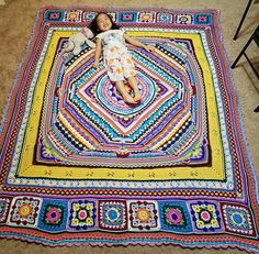 Ravelry: kittykatmeows' Sophie's Universe CAL