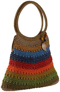 Crochetemoda #crochet purse