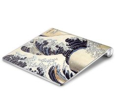 The Great Wave by Katsushika Hokusai for Magic Trackpad