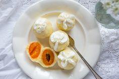 Meruňkové knedlíky | Hodně domácí Panna Cotta, Paleo, Pudding, Baking, Ethnic Recipes, Sweet, Desserts, Food, Diet