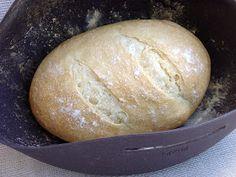 Ma Petite Boulangerie: Pan básico paso a paso en panera lékué