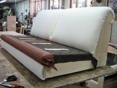 Santambrogio Salotti: produzione e vendita di divani e letti, anche su misura.: Una fabbrica di divani su misura in Brianza.....