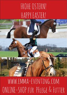 HAPPY EASTER YOURS EMMA TEAM