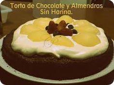 Resultado de imagen para tortas de cumpleaños sin harina