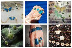 Håndlagde norske emaljesmykker fra Opro - norske emaljesmykker. Enamel Jewelry, Jewellery, Wood Watch, Handmade, Accessories, Fashion, Wooden Clock, Moda, Jewels