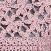 flower stitch.