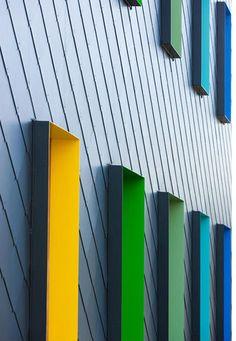 Gallery - School Barvaux-Condroz / LR Architects - 2