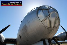 """B-29 """"Hagarty's Hag"""" at the Hill Aerospace Museum in Ogden, Utah at Hill Air Force Base"""