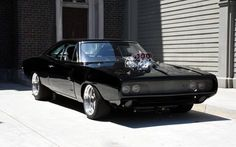 1970 - Dodge Charger RT by 4WheelsSociety