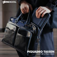 Have you seen any of those #Piquadro bags already?