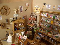 General Store Dollhouse 2 by ROWDYBIKER.deviantart.com