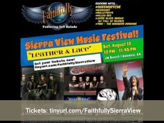 Faithfully Featuring Jeff Salado Tour Dates Free concerts and ticketed events! The only way to catch the amazing vocals, musicianship, and stagecraft of Jeff Salado and his Journey tribute experience is to attend the concerts you see here!   http://facebook.com/faithfullylive  #music #tributeband #faithfullyband #faithfullyjourneytribute #journeytribute #journeytributeband #faithfullylive #jeffsalado