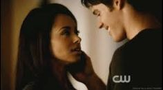 Jeremy and Bonnie from TVD.