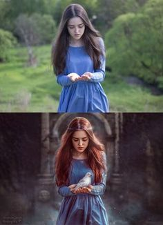 Before and after Photoshop images - 29