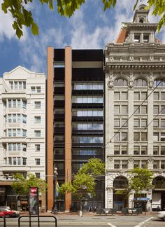 One Kearny: an architectural collage from three eras