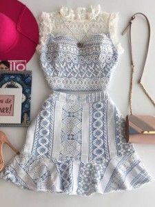 Inspiration. So damn pretty.. Dress pattern.