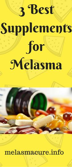3 Best Supplements for Melasma – Melasma Cure Hormonal Acne Remedies, Health Remedies, Skin Treatments, Healthy Skin Tips, Best Supplements, Best Face Products, Make Up, Healing, Health