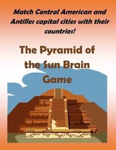 Capital Cities Quiz By Alphabet Letter GAMES And FUN Pinterest - Capital cities of the world game