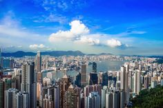 The Peak, Hong Kong by Fairus Khafiz on More Pictures, San Francisco Skyline, Hong Kong, China, Travel, Facebook, Voyage, Viajes, Traveling