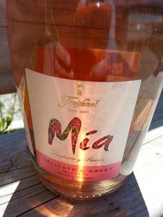 Freixenet - Mia Wines, Bottle, Eat, Food, Flask, Essen, Meals, Yemek, Jars