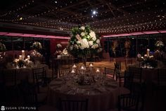 Modern winter wedding at the Kimmel Center, a performing arts center in Philadelphia. Photography by Susan Stripling, based in Brooklyn, New York, and Haddonfield, New Jersey.