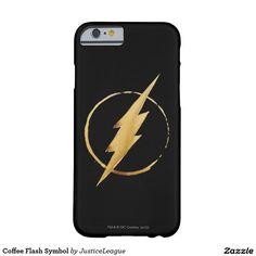 Coffee Flash Symbol