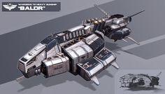 Balor - empire frigate by KypcaHT on deviantART