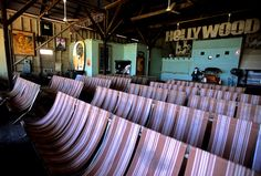 As the world's oldest open-air cinema, Broome, Australia's Sun Pictures Cinema got its start as an Asian emporium in the early 1900s. The historically preserved structure and outdoor picture garden is a Broome icon, complete with deckchair seating and Hollywood kitsch. #bestofcity