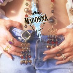 """Madonna Like A Prayer on Limited Edition 180g LP Limited 180 gram vinyl LP reissue of this 1989 album from the award-winning, multi-platinum selling, trend-setting Pop/Dance diva. Features """"Express Yo"""