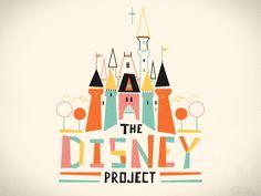 The Disney Project WIP by Adam Grason #disney #castle