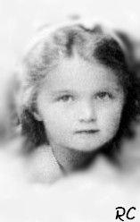 Olga at age 4.