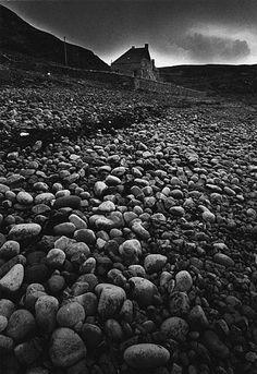 Jeanloup Sieff - Paysage écossais 1972