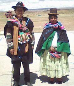 vestimenta aymara - Buscar con Google