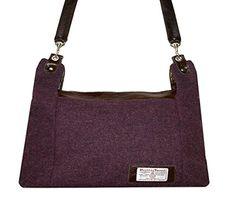Harris Tweed Handtasche Damen Clair Shopper Umhängetasche Schurwolle Leder 43x28x16cm (B x H x T) (Lila) Harris Tweed http://www.amazon.de/dp/B01BYDBSJI/ref=cm_sw_r_pi_dp_z8z8wb0HG2K6P