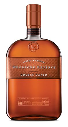 Woodford Reserve. Nothing like high-quality, native Kentucky Bourbon!
