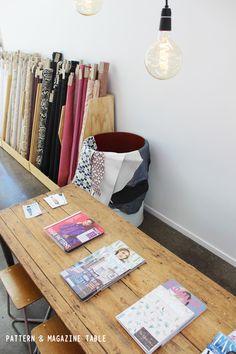 http://blog.thefabricstore.co.nz/post/108031141045/christchurch | Christchurch Store Tour.