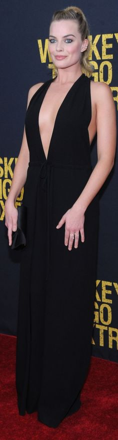 Margot Robbie – 'Whiskey Tango Foxtrot' Premiere in New York City, NY