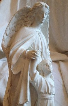 »✿❤Angel❤✿« Archangel Michael and young Jesus, Paris