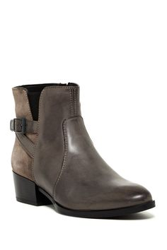 Sheva Faux Fur Lined Ankle Boot by Catherine Catherine Malandrino on @nordstrom_rack