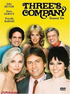 Three's Company season 1 / HU DVD 12976 / http://catalog.wrlc.org/cgi-bin/Pwebrecon.cgi?BBID=15900943