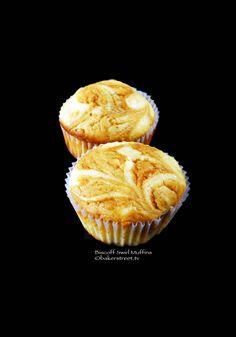 #MuffinMonday: Biscoff Swirl Muffins
